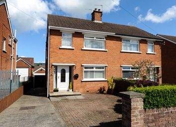 Thumbnail 3 bed semi-detached house for sale in South Sperrin, Knock, Belfast