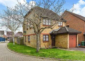 Thumbnail 3 bed detached house for sale in Brackenbury, Andover