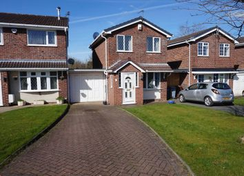 Thumbnail 2 bed link-detached house to rent in Derwent Drive, Congleton