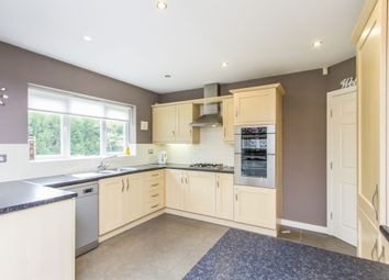 Thumbnail 6 bed detached house for sale in Barons Close, Kirby Muxloe, Leicester