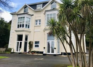 Thumbnail 1 bed flat for sale in Middle Warberry Road, Torquay, Devon