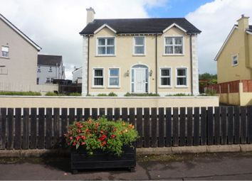 Thumbnail 4 bed detached house for sale in Church Hill Avenue, Cloughmills, Ballymena
