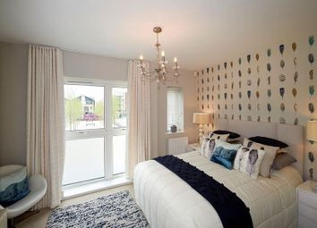 Thumbnail 1 bedroom flat for sale in St Clements Avenue, Harold Wood, Romford