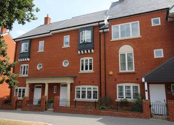 Thumbnail 4 bed town house for sale in Inkerman Lane, Aldershot
