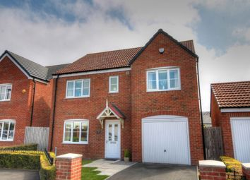 Thumbnail 5 bed detached house for sale in Wheatfield Road, Westerhope, Newcastle Upon Tyne