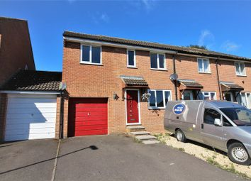Thumbnail 4 bedroom terraced house for sale in Langdon Close, Chard