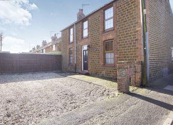 Thumbnail 3 bed end terrace house for sale in Lynn Road, Heacham, King's Lynn