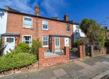 Thumbnail 2 bed terraced house for sale in Radnor Gardens, Twickenham