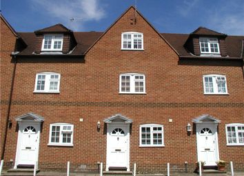 Thumbnail 3 bed terraced house to rent in Monkswood Court, Station Road, Marlow, Buckinghamshire