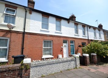 Thumbnail 2 bed terraced house for sale in Woodgate Road, Eastbourne