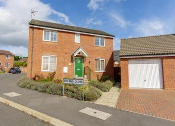 Oxgang Close, Calverton, Nottinghamshire NG14. 3 bed detached house