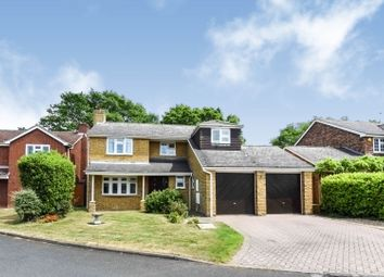 Thumbnail 4 bed detached house for sale in Burleigh Close, Billericay
