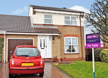 Thumbnail 4 bed detached house for sale in Jackson Close, Scarborough