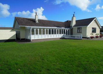 Thumbnail 4 bed detached bungalow for sale in Lezayre Road, Ramsey, Im