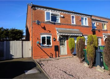 Thumbnail 2 bedroom end terrace house for sale in Mistletoe Drive, Walsall