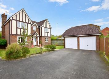 Thumbnail 4 bed detached house for sale in Dexter Close, Kennington, Ashford, Kent