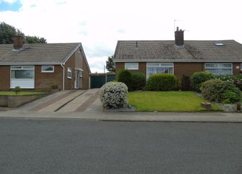Thumbnail 2 bedroom bungalow for sale in Harperley Drive, Sunderland
