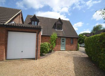 Thumbnail 3 bed link-detached house for sale in Caesars Close, Bancroft, Milton Keynes