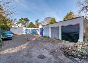 Thumbnail Parking/garage for sale in Campden Road, Croydon