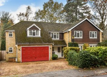 Thumbnail 7 bed detached house for sale in Bramley Grove, Crowthorne, Berkshire