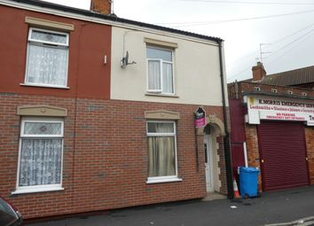Thumbnail 2 bed end terrace house to rent in Holland Street, Hull