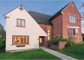 Thumbnail 5 bed detached house for sale in Strawberry Fields, Chorley