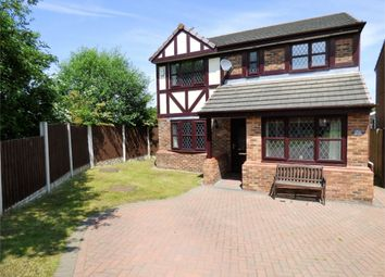 Thumbnail 4 bed detached house for sale in Heyworth Avenue, Blackburn, Lancashire