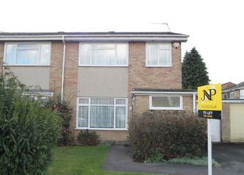 Thumbnail 3 bed semi-detached house to rent in Highfield Way, Hazlemere, Bucks