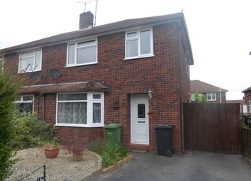 Thumbnail 3 bed semi-detached house to rent in Westfaling Street, Hereford