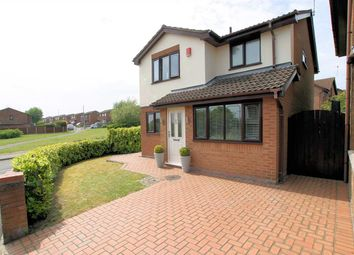 Thumbnail 3 bed detached house for sale in Somerley Road, Birches Head, Stoke On Trent