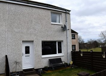 Thumbnail 2 bed end terrace house for sale in Argyle Court, Tain
