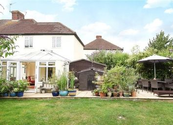 Thumbnail 5 bed semi-detached house for sale in Exeter Place, Gloucester Road, Guildford