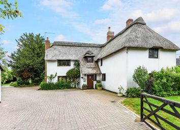 Thumbnail 5 bed detached house for sale in Stoneymarsh, Michelmersh, Romsey