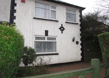 Thumbnail 2 bed semi-detached house to rent in Highfield Road, Dudley