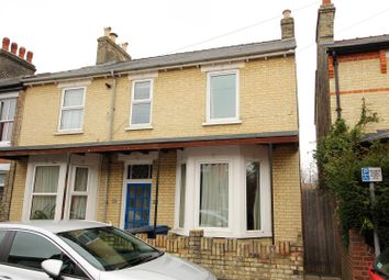 Thumbnail 3 bed end terrace house for sale in St. Philips Road, Cambridge
