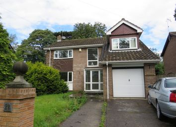 Thumbnail 4 bed detached house for sale in Hooton Way, Hooton, Ellesmere Port