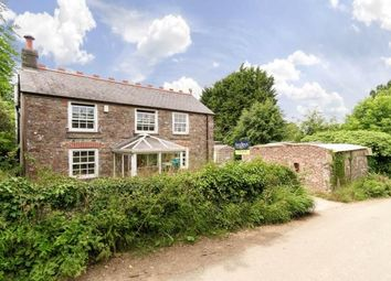 Thumbnail 3 bedroom detached house for sale in Botus Fleming, Saltash, Cornwall