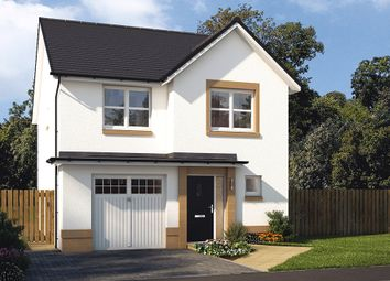 "Thumbnail 4 bed property for sale in ""The Ashbury"" at Broomhouse Crescent, Uddingston, Glasgow"