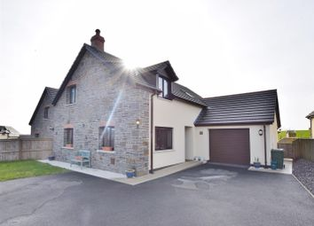 4 bed detached bungalow for sale in Brookfield Close, Keeston, Haverfordwest SA62