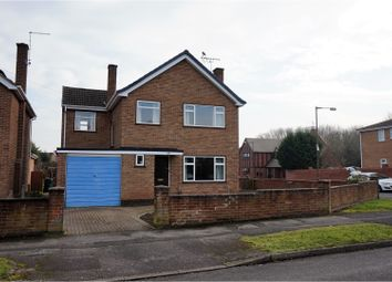 Thumbnail 4 bed detached house for sale in Field Rise, Littleover