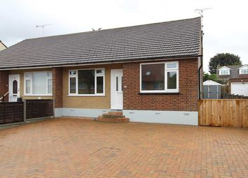 Thumbnail 3 bed bungalow for sale in Moor Park Gardens, Leigh-On-Sea