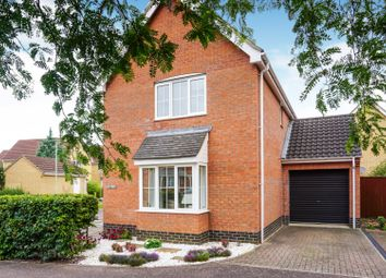 Thumbnail 3 bedroom detached house for sale in Pheasant Way, Brandon