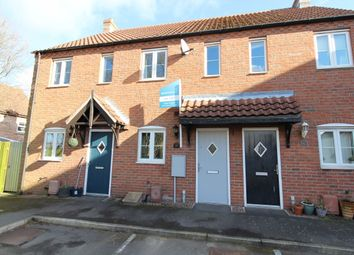 Thumbnail 2 bed terraced house for sale in Willoughby Chase, Gainsborough
