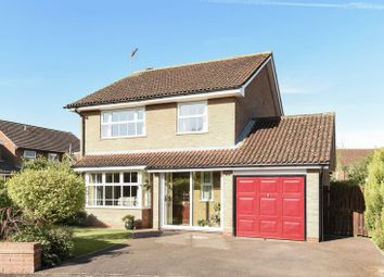 Thumbnail 4 bed detached house for sale in Knapp Close, Abingdon