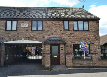 Thumbnail 2 bed end terrace house for sale in Bruces Court, Whittlesey, Peterborough, Cambridgeshire