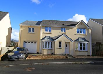 Thumbnail 5 bed detached house for sale in Parc Starling, Johnstown, Carmarthen, Carmarthenshire