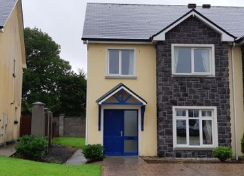 Thumbnail 4 bed semi-detached house for sale in No. 6 Springvale Heights, Tubbercurry, Sligo