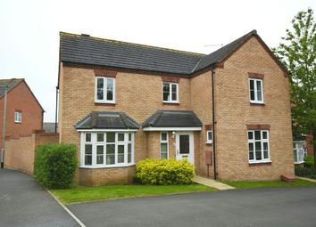 Thumbnail 4 bedroom detached house for sale in South Meadow Road, Duston, Northampton
