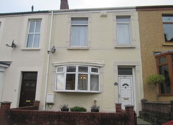Thumbnail 3 bedroom terraced house for sale in Ysgol Street, Port Tennant, Swansea, City And County Of Swansea.