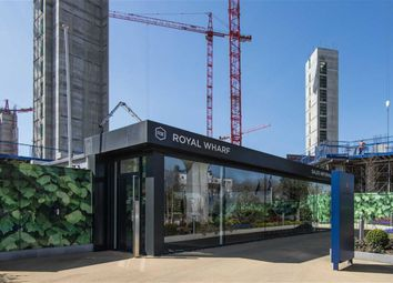 Thumbnail 1 bed flat for sale in Endeavour House, Royal Docks, London